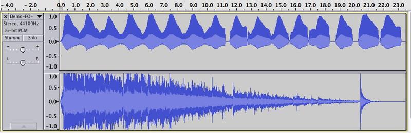 Hanover Music Lab: Wahrnehmung von Fade-Out in der Musik